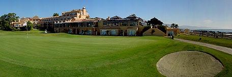 golf y playa